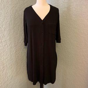 🆕DKNY 1 XS Left   Long Black Pajama